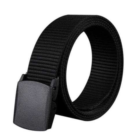 Image of Casual Military Grade Polymer and Nylon Belt