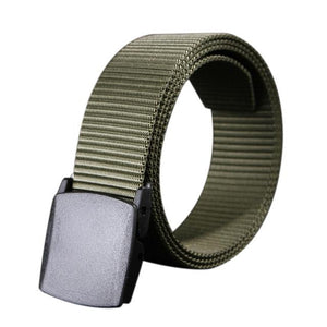 Casual Military Grade Belt Polymer and Nylon Belt
