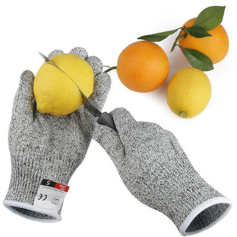 Image of Cut-resistant gloves