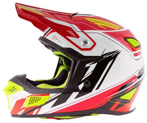 ZOX Z-MX10 concept helmet RED  clearance