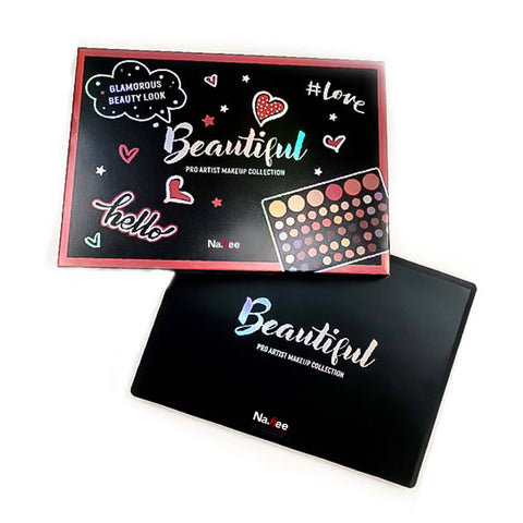 Beautiful Pro Artist Makeup Collection