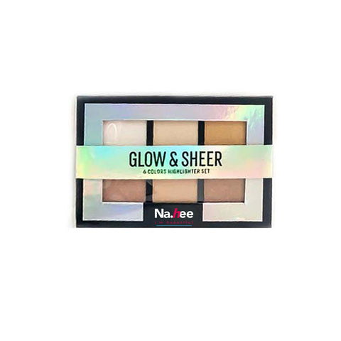 Glow & Sheer High Impact Highlighter Kit