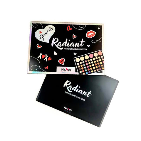 Radiant Pro Artist Makeup Collection