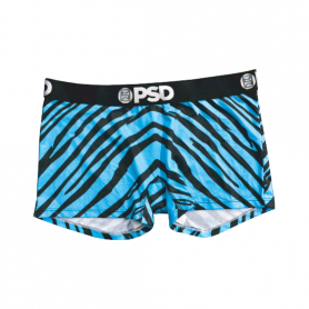 Zebra Neon – Boy Short