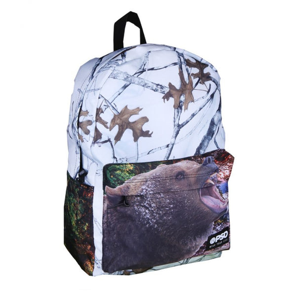Bear Camo Backpack