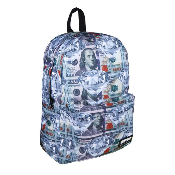 Money Diamond Backpack
