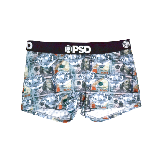 Money Diamond Boy Shorts