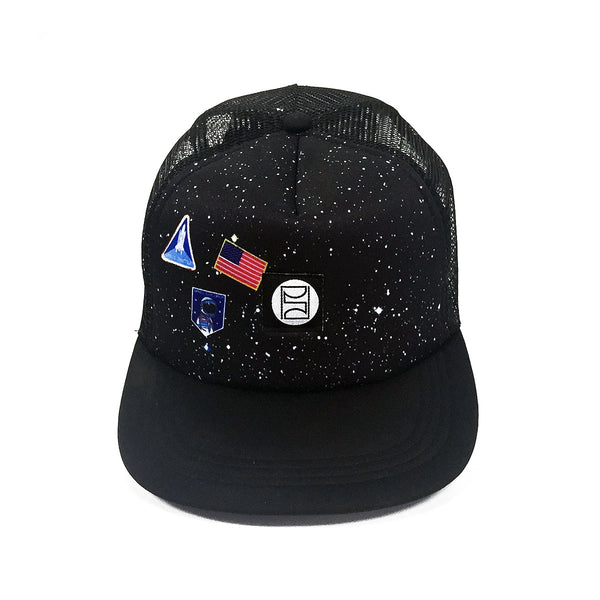 Space Camp Trucker Cap
