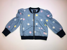 Load image into Gallery viewer, Puff Star Bomber Jacket