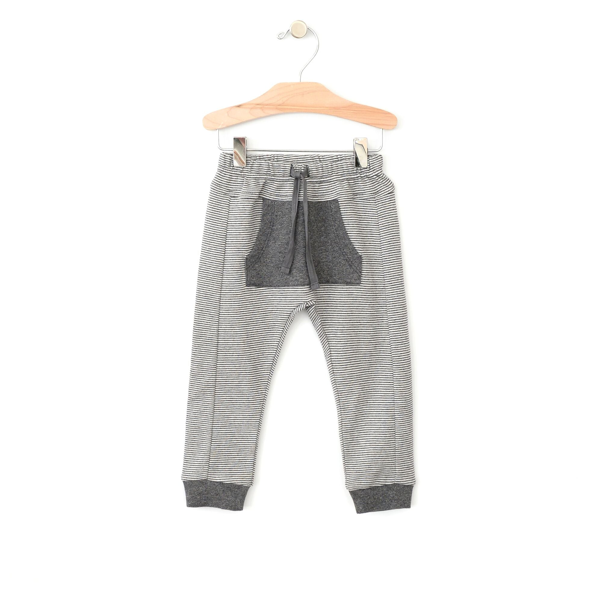 Stripe Pocket Jogger