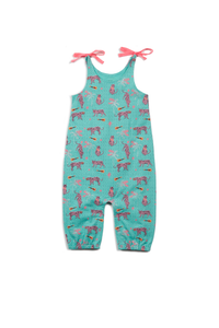 Kiki Tiger Jumpsuit
