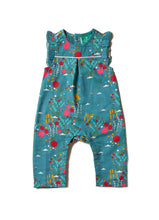 Load image into Gallery viewer, Wild Flower Meadow Frill Romper