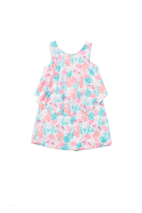 Liza Tropical Dress