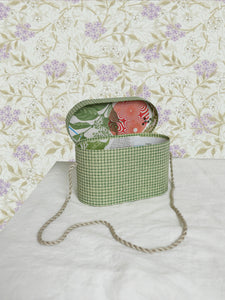 Decorative Paper Box Bag - Medium