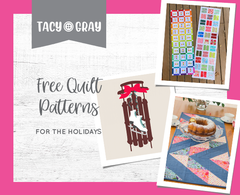 Free Patterns for the Holidays