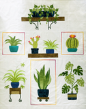 Smarty Plants Quilt Pattern