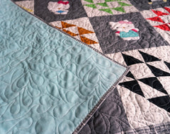 Hello Kitty Quilt Pattern - Free Download