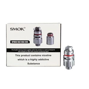 Smok RPM80 Replacement RGC RBA Coil 0.6Ohms