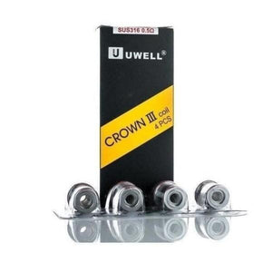 Uwell Crown 3 Coils – 0.25/0.4/0.5 Ohms