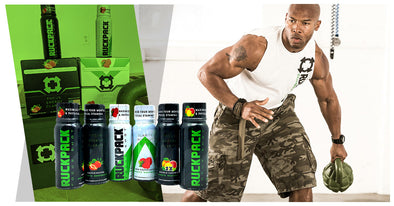 Welcome to RuckPack Combat Nutrition