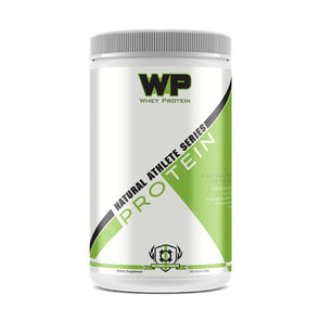 Natural Athlete Series Whey Protein - Vanilla