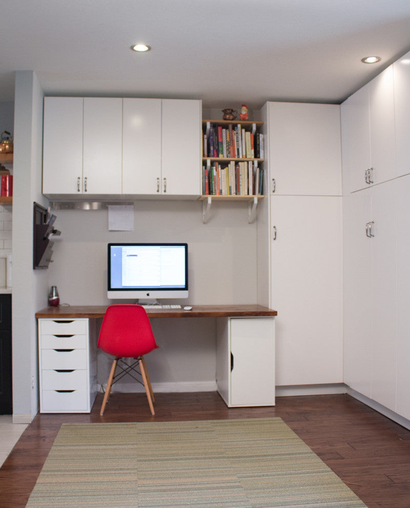 Compact Home Office