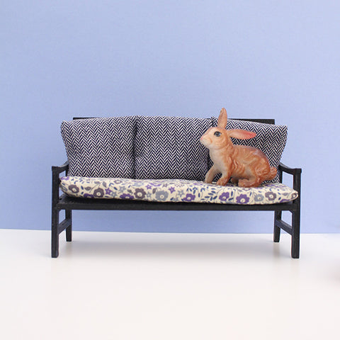 DIY- Danish Modern Sofa