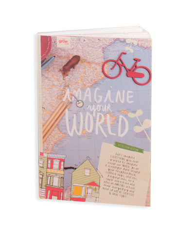 Imagine Your World Book