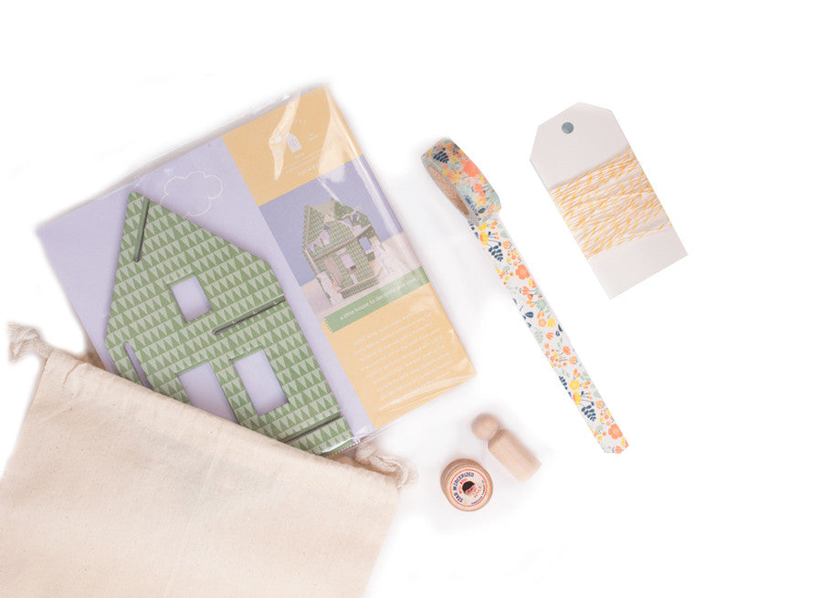 Creative Kid Little Cottage Kit