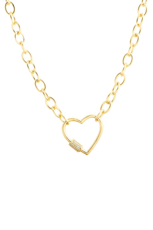 Belle Love Necklace