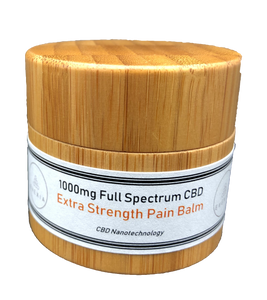 EXTRA STRENGTH PAIN BALM WITH 1000MG FULL SPECTRUM CBD