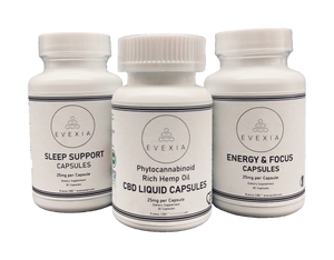 CBD LIQUID CAPSULES- 750MG FULL SPECTRUM CBD