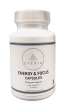 ENGERGY & FOCUS CAPSULES- 750MG FULL SPECTRUM CBD