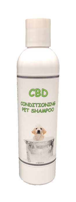PET SHAMPOO- 20MG FULL SPECTRUM CBD