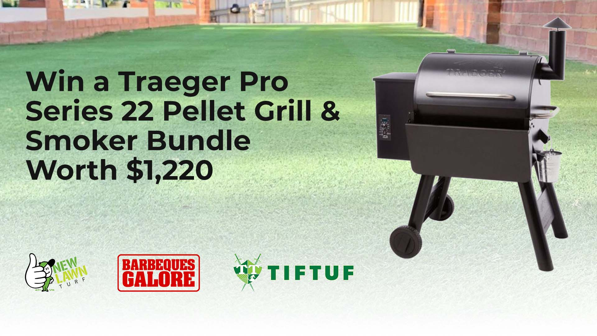 Christmas Bundle Promotion - Traeger Grill and Smoker