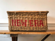 English Laundry Basket