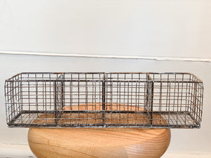 Wire Hold Everything Organizer