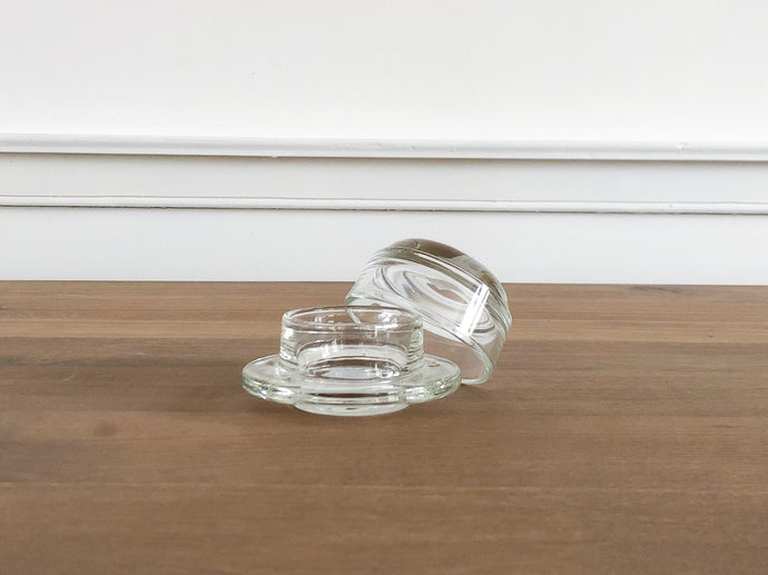 Butter Dish w/ Cover