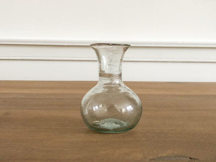 Handblown Small Bud Vase