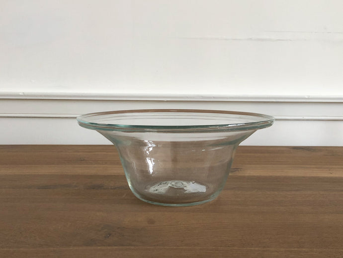 Hand Blown Glass Bowl, #5