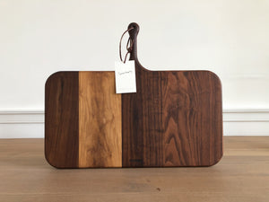 Walnut Serving Board No. 5