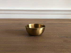 Brass Bowl Medium