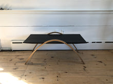 Studio Rossi Custom Sho Sun Ban + Oak Coffee Table