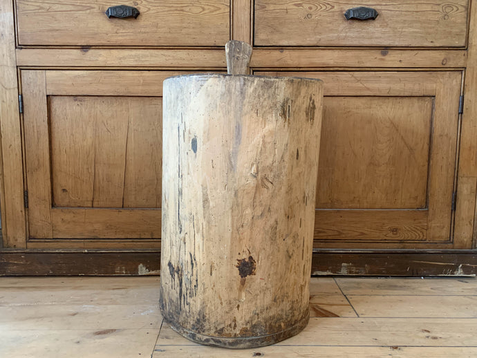 Antique Large Wooden Container