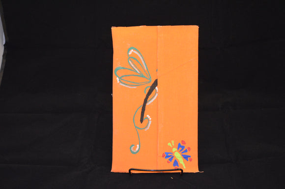 Orange Dragonfly Journal