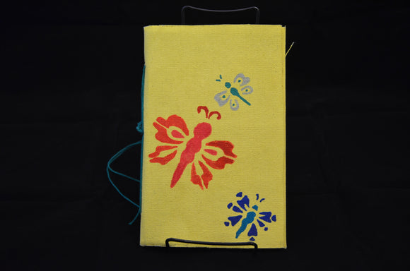 Yellow Flutter Journal