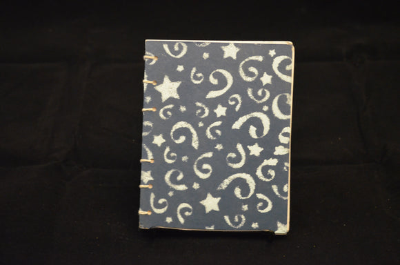 Blue Star Mini Journal