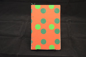 Red and Green Dot Journal