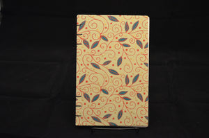 Holiday Vine Print Journal