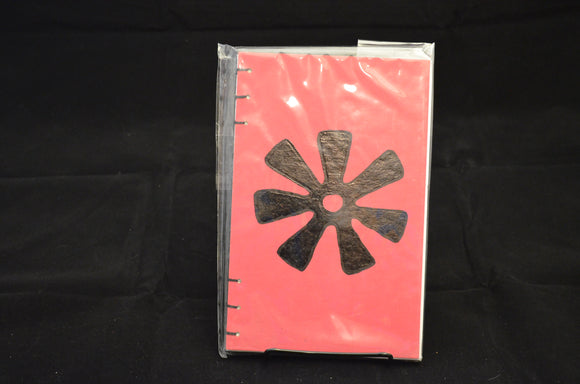 Ananse Ntontan Journal - Pink